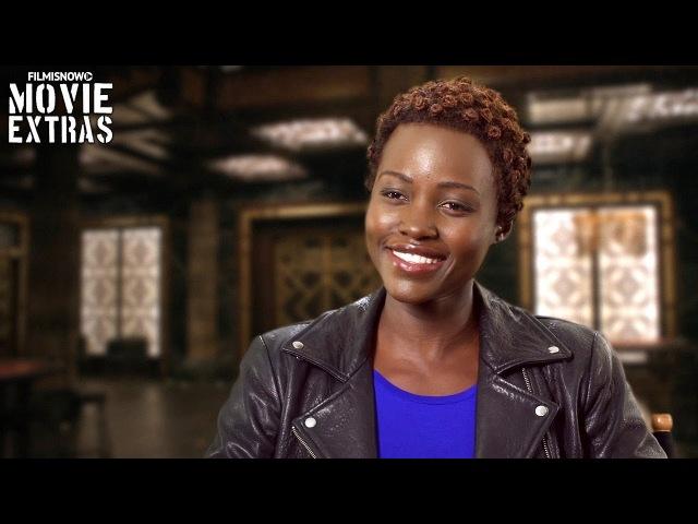 Black Panther | On-set visit with Lupita Nyong'o
