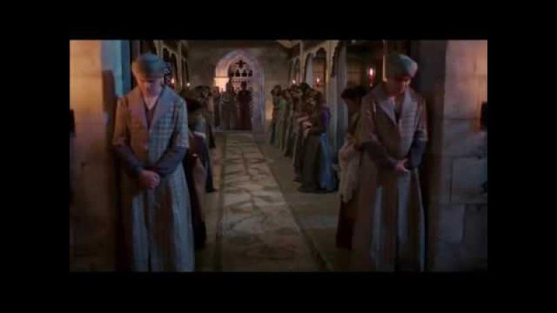 Первая брачная ночь Фахрие и Дервиша|Великолепный век Империя Кёсем