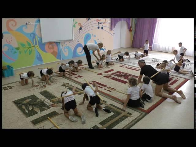 Физкультурные развлечения Веселые палочки (трехдневный семинар Ефименко Н.Н.)