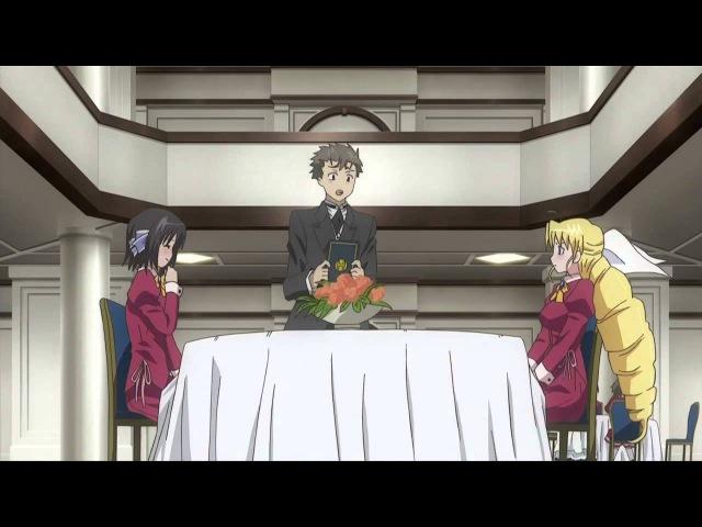 Леди против Дворецких! / Ladies versus Butlers! - 05 [Ancord]