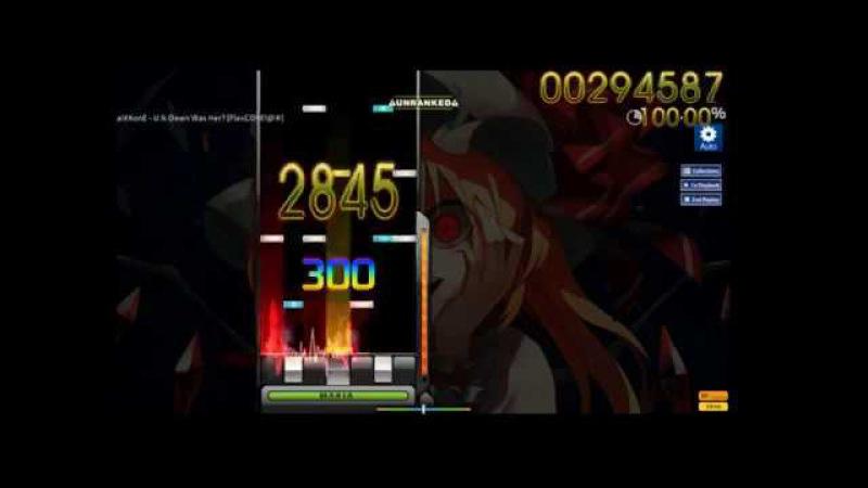 FalKKonE Was Her Osu mania 12★