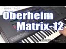 Oberheim Matrix12 DemoReview English Captions