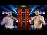 Tanner Boser vs. DJ Lindermann