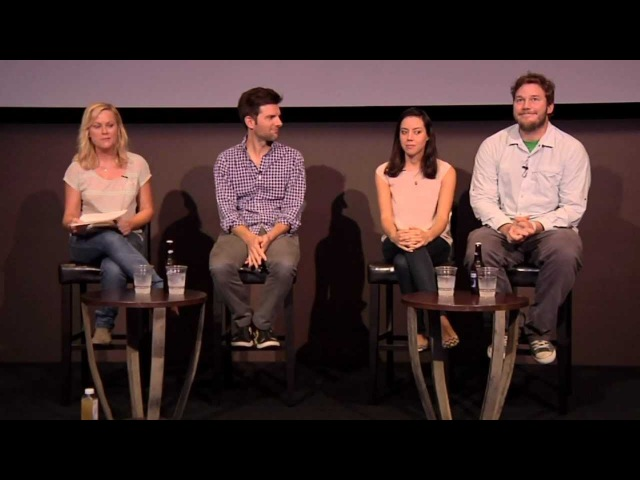 Parks and Recreation Highlight Reel: Talks at Google