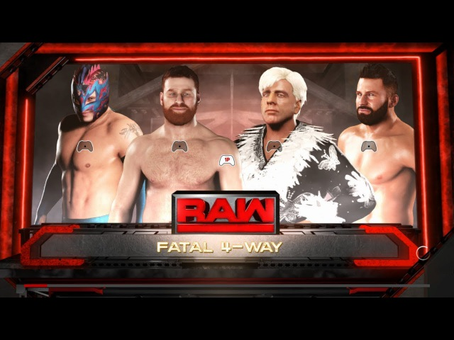 SBW Raw - [Fatal4Way Inactive match][Losers will be FIERD]