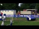 Anička Jamie Junior European Open 2017 Jumping Individual Small Children