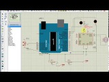 DC Motor Speed &amp Direction control Rotary Encoder Matlab + Arduino + ISIS project