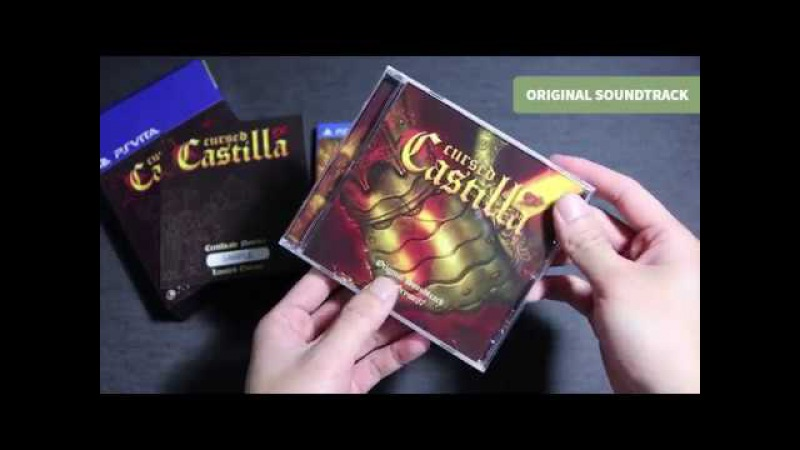 Play- Exclusive No.12 Cursed Castilla PSV Unboxing