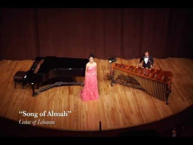 Cedar of Lebanon. 3. Song of Almah- Andrew Beall- PercusiVoz Ensamble
