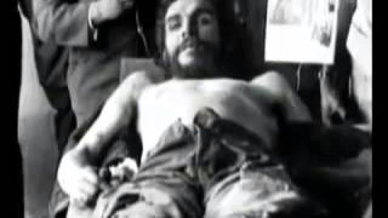 Ernesto Che Guevara Ölümü 1967,Bolivia