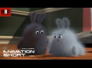 CGI 3D Animated Short Film DUST BUDDIES - Funny Cute Animation by Ringling College