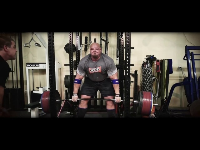Brian Shaw Strongman motivation - 30 secret exercises to LVL UP strength