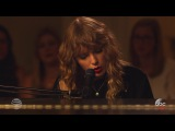 Taylor Swift - New Years Day Fan Performance