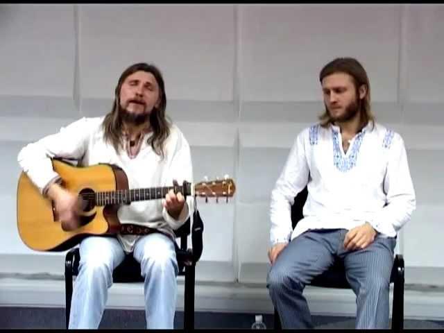 Никита Цеханович и Виктор Пашник - Паслухай