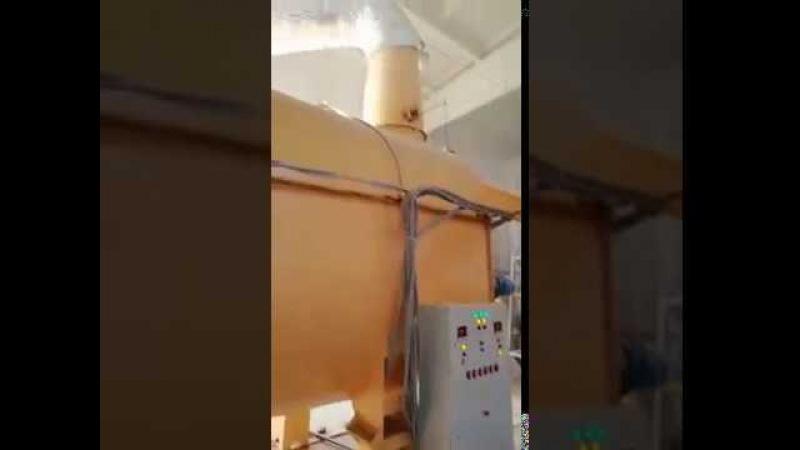 Производство топливных брикетов Pini kay