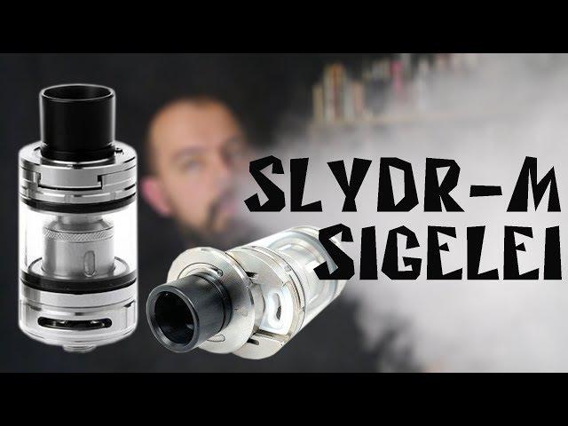 Slydr-M by Sigelei | годная необслуга