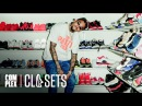 Chris Brown Shows Off The Most Insane Sneaker Collection We've Ever Seen On Complex Closets