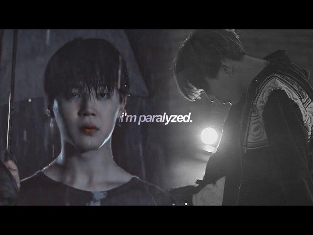 Yoonmin | paralyzed [suicide hotline!au]