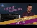 Обзор принтера Epson WF 7210 с Андреем