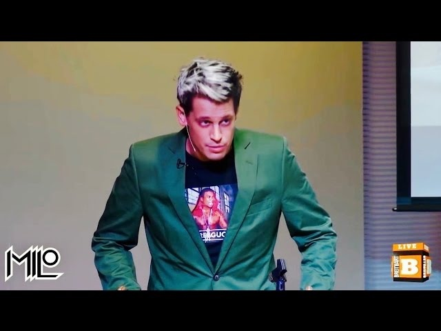 MILO Yiannopoulos Effortlessly Takes Apart Black Feminist NAACP President At WCU
