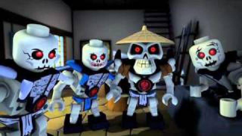 Ninjago Mini-Movie 1: Secrets of the Blacksmith