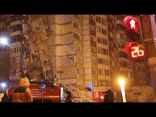 Взрыв в Ижевске: подозрение в убийстве
