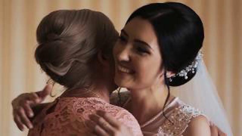 Поздравление мамы на свадьбе, Свадьба Андрей и Валерия, Белореченск 2017