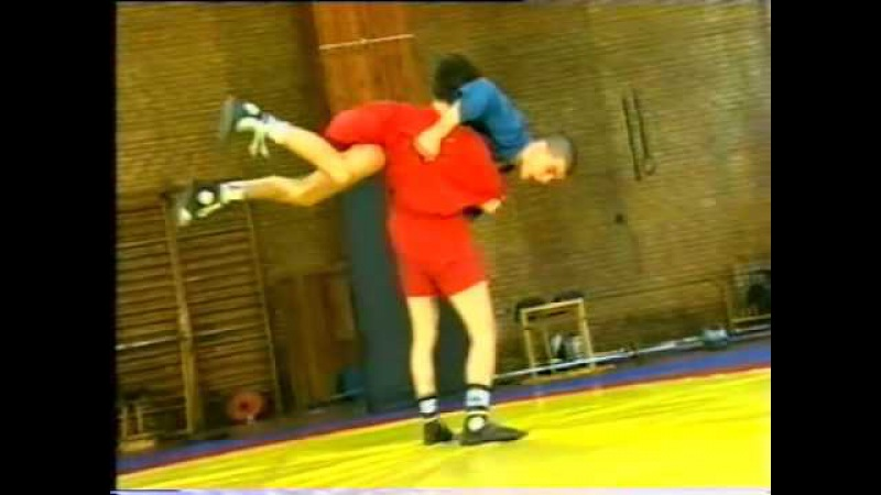 Sambo Throws and Takedowns 5 of 8