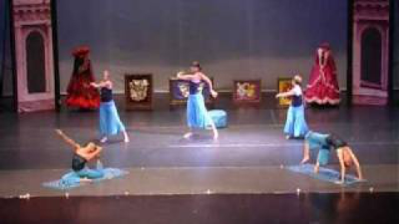 Yoga Dance 2010