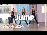 Jump - Major Lazer - HipNThigh Booty &amp Legs WORKOUT - Dance easy choreography