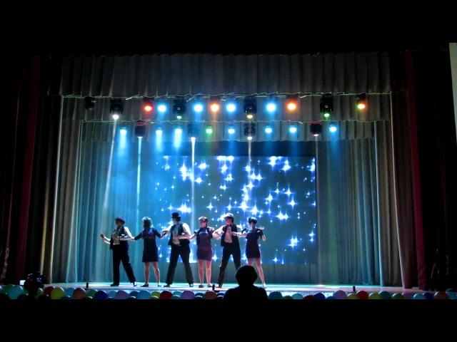 Танцювальний колектив Майстер Клас на Танцювальній феєрії 2017
