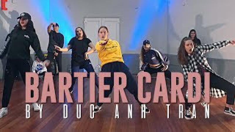 Cardi B BARTIER CARDI Choreography by Duc Anh Tran