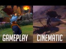 The Climb - Gameplay & Cinematic - League of Legends LOLPlayVN