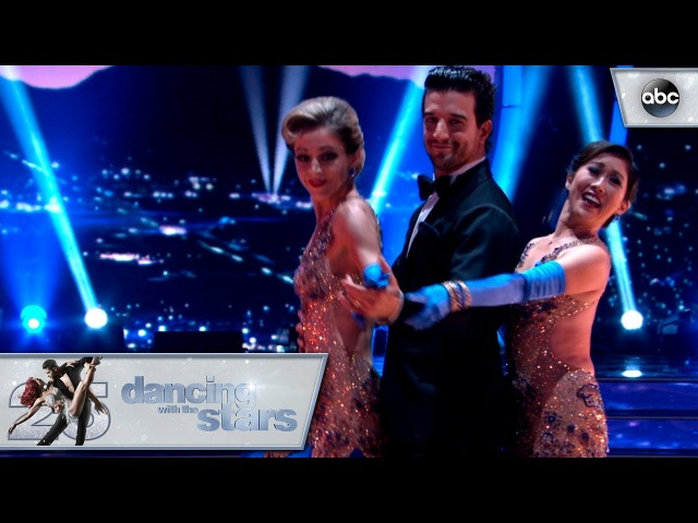 Lindsey and Mark's - Trio - Dancing with the Stars