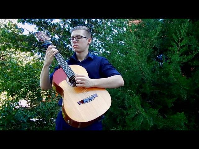 The Cranberries - Zombie (Alexandr Misko) (Fingerstyle Guitar)