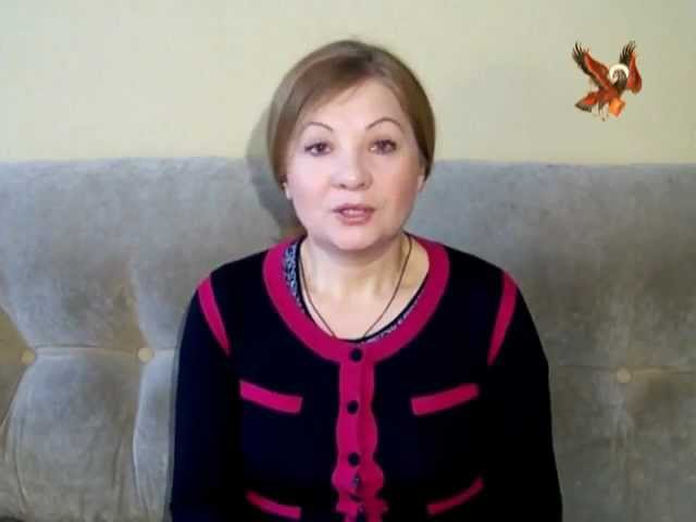 Обращение Ирины Бергсет к родителям России.