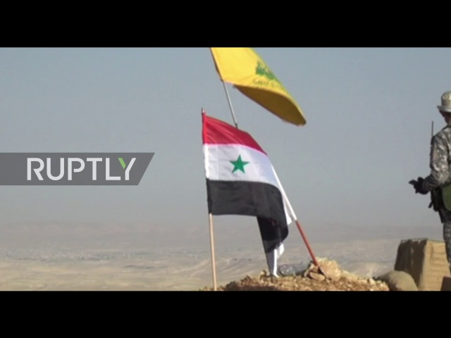 Syria: SAA push forward to oust militants from Faleeta Barrens