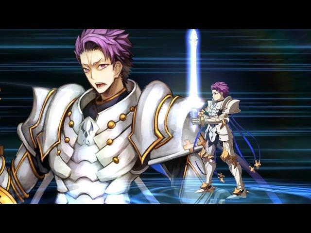 Fate/Grand Order Saber Sir Lancelot's Noble Phantasm