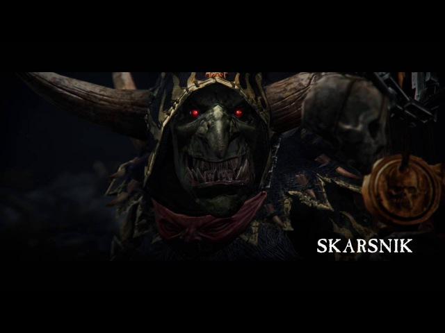 Total War: Warhammer - The King and The Warlord DLC Trailer