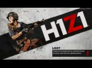 H1Z1 Test 16.01.2018 New AR-15 and AK-47