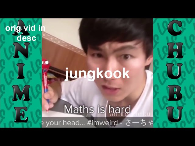 Bts (and got7) as japanese vines pt 2 more gay and cringe