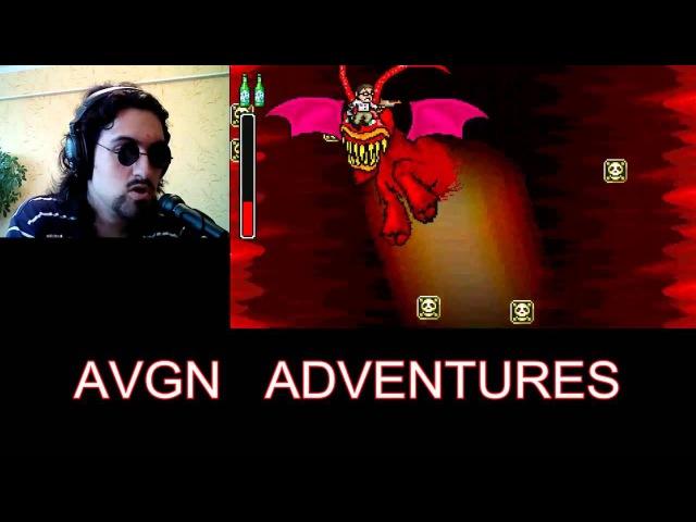 AVGN Adventures офигенная игра Всем советую