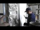 клеим гипсокартон на стены