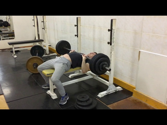 Жму узким хватом 135 кг результат мастера спорта по жиму лёжа 75 категории