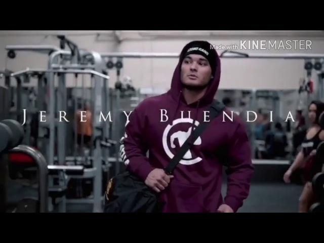 Jeremy Buendia prepare for 2018