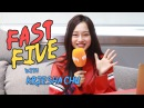 Fast Five with K pop Superstar's Kriesha Chu