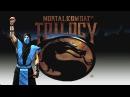 Mortal Kombat Trilogy X-Sub-zero