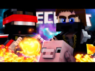ТОЛЬКО НЕ ТРОГАЙ КНОПКУ!!!!!! #1 Прохождение Карты - Minecraft