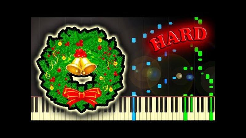 CAROL OF THE BELLS (SHCHEDRYK) - Piano Tutorial