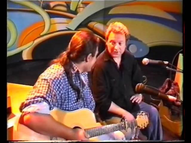 LOU GRAMM of FOREIGNER with VASILIS PAPADOPOULOS(Rehearsal) JAMMIN TVSHOW 1997